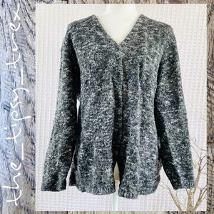 August Max Wool Blend Cardigan 1X